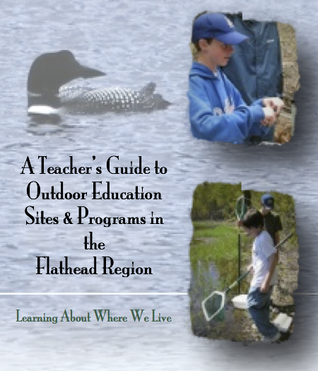 Outdoor Education Guide eBooklet Logo