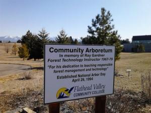 FVCC Arboretum