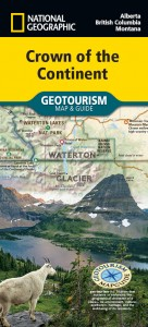 Crown of the Continent Geotourism MapGuide