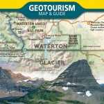 Crown of the Continent Geotourism MapGuide cover